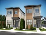 Modern Home Plans for Small Lots Modern House Plans for Narrow Lots