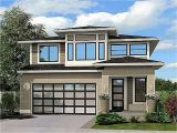 Modern Home Plans for Small Lots Modern Narrow Lot House Plans Contemporary Narrow House