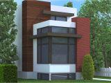 Modern Home Plans for Small Lots Modern Narrow Lot Plans Joy Studio Design Gallery Best
