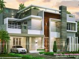 Modern Home Plans In Kerala 4 Bedroom Contemporary Home Design Kerala Home Design