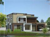 Modern Home Plans In Kerala Home Design Square Feet Modern Style Kerala House Design