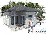 Modern Home Plans with Cost to Build Low Cost Modern House Plan Eco Modern House Plans Modern
