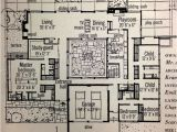 Modern Home Plans with Courtyard Inspiration Retro 1959 Home Magazine Features Mid Century
