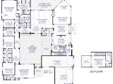 Modern Home Plans with Courtyard Luxury Modern Courtyard House Plan 61custom
