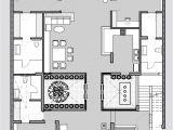 Modern Home Plans with Courtyard Twin Courtyard House Architected by Charged Voids