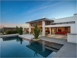 Modern Home Plans with Pool Contemporary Home In the Hills