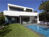 Modern Home Plans with Pool Contemporary Home Z House Bellevue Hill Keribrownhomes