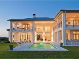 Modern Home Plans with Pool Country Modern House Plans with Pool Modern House Plan