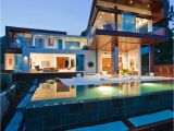 Modern Home Plans with Pool Luxury Modern House Plans Pool Modern House Plan
