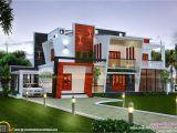Modern Homes Design Plans Beautiful Modern Contemporary Home Kerala Home Design