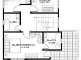 Modern Homes Floor Plans Mhd 2012004 Pinoy Eplans