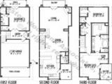 Modern House Plans with Lots Of Windows Modern Narrow Lot House Plans Modern House Plans with Lots