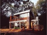 Modern Lakefront Home Plans Modern Lake House Decorating Ideas Wooden Floors Plan