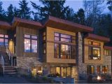 Modern Lakefront Home Plans Modern Lake House Designs Waterfront Lake House with