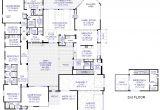 Modern Luxury Home Floor Plans Luxury Modern Courtyard House Plan 61custom