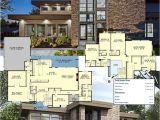 Modern Luxury Home Plans Luxury Modern House Plans Supreme Courtyard Plan Custom
