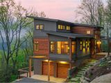 Modern Mountain Home Plans Modern Mountain Home for the Home Pinterest