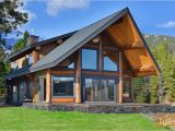 Modern Post and Beam Home Plans Log Post and Beam
