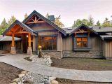 Modern Ranch Home Plans Modern Ranch House