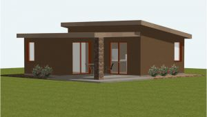 Modern Small Home Plans Studio600 Small House Plan 61custom Contemporary