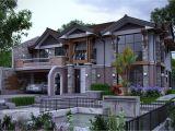 Modern Style Home Plans Popular Modern Craftsman Style Home Plans Modern House