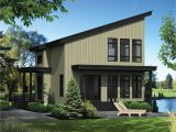 Modern Vacation Home Plans Compact Vacation House Plan 80818pm 2nd Floor Master
