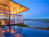 Modern Waterfront Home Plans An Amazingly Beautiful Modern Waterfront House From New