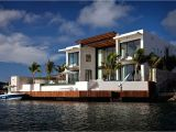 Modern Waterfront Home Plans Modern Waterfront Home Bonaire the Netherlands Antilles