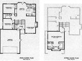 Modified Bi Level Homes Floor Plans the Chateau Kcm Construction