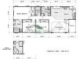 Modular Home Floor Plans Arizona Modular Homes Ambleside Gle Ceh561 Az Floor Plan