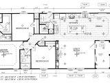 Modular Home Floor Plans California Manufactured Homes Silvercrest Homes Kingsbrook Kb 65