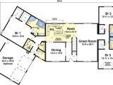 Modular Home Plan Parkridge by Simplex Modular Homes Ranch Floorplan