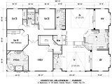Modular Homes Floor Plan Modern Mobile Home Floor Plans Mobile Homes Ideas