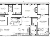 Modular Homes Floor Plan Modular Home Plans 4 Bedrooms Mobile Homes Ideas