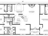 Modular Homes Floor Plan Single Wide Mobile Home Floor Plans 3 Bedroom