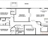 Modular Homes with Basement Floor Plans Small Modular Homes Floor Plans Floor Plans with Walkout