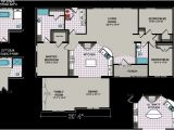 Moduline Homes Floor Plans Champion Moduline Avalanche 7603a Strictly Manufactured