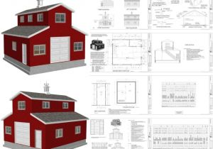Monitor Barn House Plans Monitor Barn Plans and Blueprints