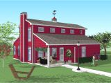 Monitor Barn House Plans Old Dominion Monitor Barn Style Home Plans