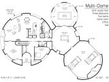Monolithic Dome Homes Floor Plan 902 Best Round Homes Images On Pinterest Architecture