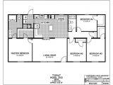 Monster Mansion Mobile Home Floor Plan 4 Bedroom Mobile Home Floor Plans House Plans