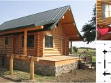 Montana Log Home Plans Charming Montana Log Cabin with Floor Plans Cozy Homes Life