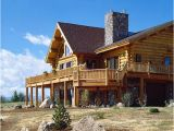 Montana Log Home Plans Log Home Floor Plans Montana Log Homes Floor Plan 034