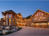 Montana Log Home Plans Montana Log Homes Flathead Guide