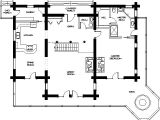 Montana Log Homes Floor Plans Log Home Floor Plans Montana Log Homes Floor Plan 034