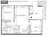 Monterey Homes Floor Plans Monterey Floor Plan Laguna Woods Village