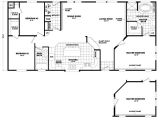 Monterey Homes Floor Plans the Monterey I Hi2857a Home Floor Plan Manufactured and