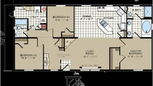 Morton Shed Homes Plans Morton Building Homes Floor Plans Redman A526