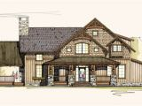 Moss Creek House Plans Longs Peak Mountain Home Designs Contemporary Mountain