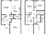 Most Popular 2 Story House Plans High Quality Simple 2 Story House Plans 3 Two Story House